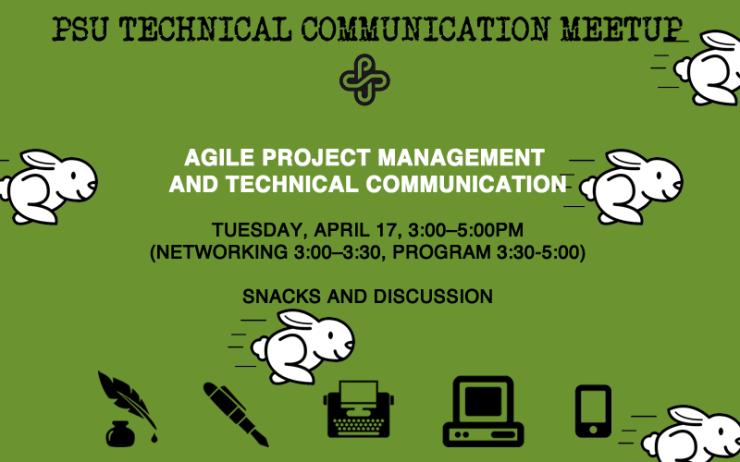 PSU Flyer for April Meetup