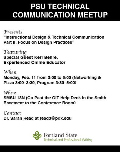 PSU Tech Pro Meetup Feb 2019 Regular Final