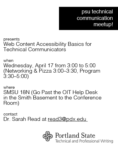 PSU Tech Pro Meetup April 2019 Regular Final copy